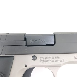 """Sig Sauer PRE-OWNED SIG P938 Ghost 9mm 3"""" Barrel"""