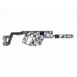 KRISS USA, Inc Custom Kriss Vector 9mm SBR with Suppressor