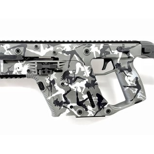 KRISS USA, Inc Custom Kriss Vector 9mm SBR with Suppressor