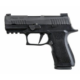 Sig Sauer PRE-OWNED SIG SAUER P320 X COMPACT 9MM