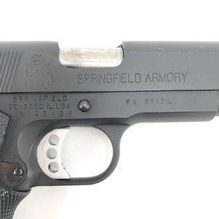 Springfield Armory PRE-OWNED SPRINGFIELD ARMORY CHAMPION 1911 45ACP