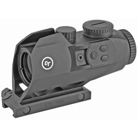 Crimson Trace Crimson Trace CTS1100 BattleSight 3.5x 30mm Illuminated BDC Black