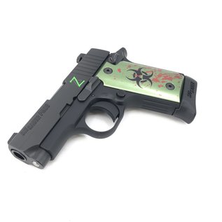 Sig Sauer Pre-Owned Sig Sauer P238 .380 ACP Zombie Edition
