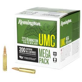 Remington Remington UMC 223 Remington 55 Grain FMJ 200 Round Box