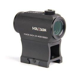 Holosun Holosun 2MOA Dot Only/Shake Awake