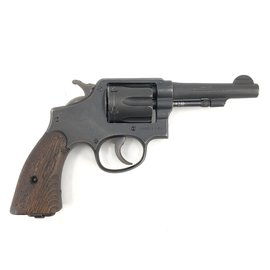 """Smith & Wesson PRE-OWNED S&W VICTORY MODEL """"US PROPERTY GHD"""" .38 S&W"""