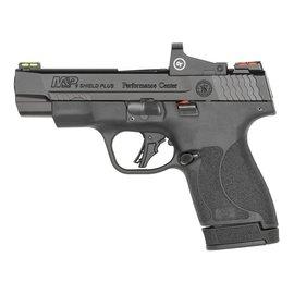 Smith & Wesson S&W Performance Center M&P9 Shield Plus w/ Crimson Trace