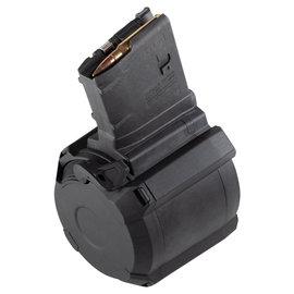 Magpul Industries Magpul GEN M3 308 Win, 7.62x51mm AR-10 50rd Black Drum