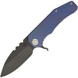 Medford Knife & Tool Medford 187 Framelock Blue