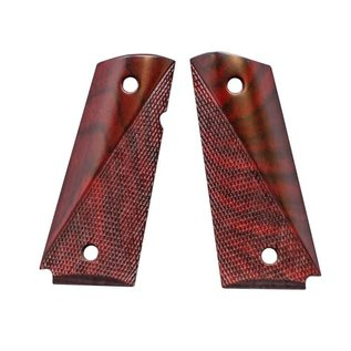 Fusion Firearms Grip Full size Red Cocobolo Mag-Well Ranger Cut