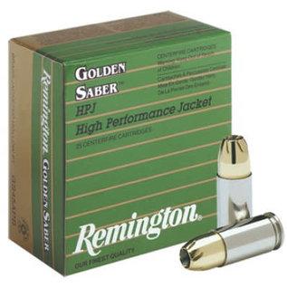 Remington Remington Golden Saber Handgun Ammo .45 ACP (+P) 185 gr BJHP 25/box