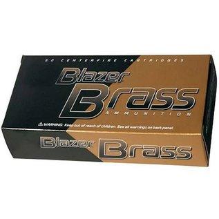 CCI CCI Blazer Brass .40 S&W 180 Grain FMJ 50 Round Box