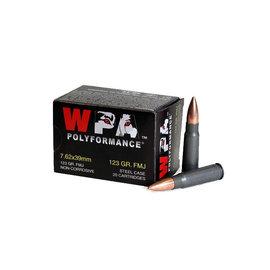 WOLF Wolf Performance 7.62x39 Ammunition 20 Rounds