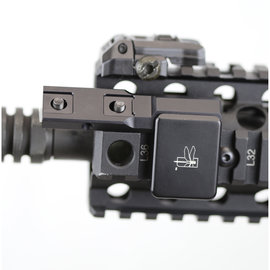 THORNTAIL Impact Weapons Components, THORNTAIL Offset Adaptive Mount, Fits SBR, Black Finish, Thorntail SBR Offset Adaptive Light Mount - Scout