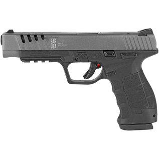"Sarsilmaz SAR  SAR9 Sport Striker Fired Pistol 9MM 5.2"""
