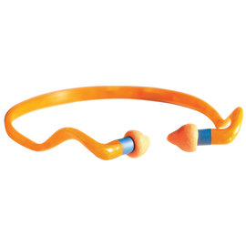 Howard Leight Howard Leight, Quiet Band Ear Plug, Foam, Orange