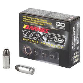 BARNES Barnes TAC-XPD  380ACP 80 Grain