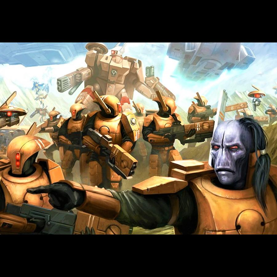 T'au Empire