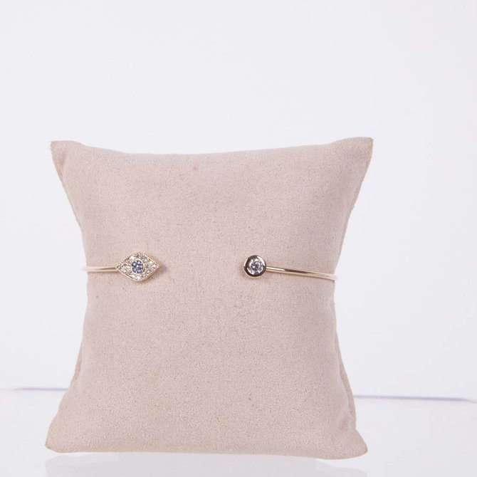 19-0135R CUFF OJO ROSE GOLD