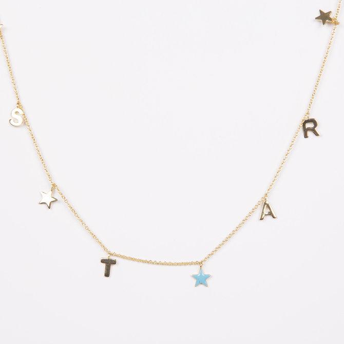 19-5090 COLLAR LARGO STAR