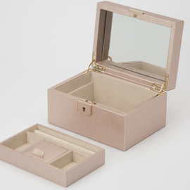 18-7919 PALERMO SMALL BOX ROSEGOLD