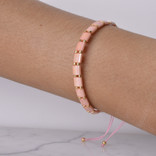 19-12133 PULSERA CHICKLET MELON