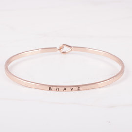19-7176 PULSERA BRAVE ROSE GOLD