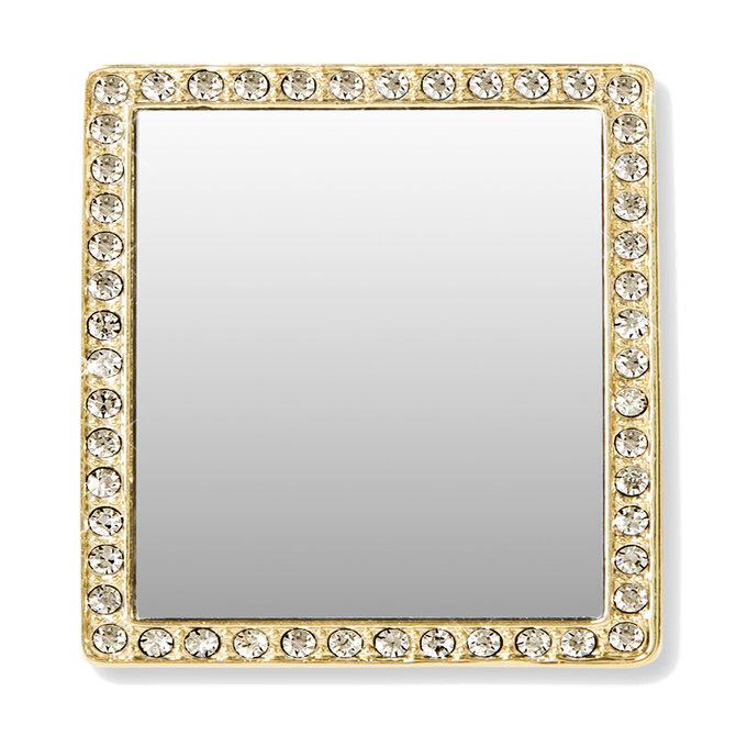 17-3901G PHONE MIRROR GOLD