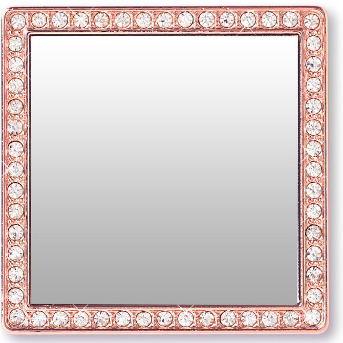 17-3901R PHONE MIRROR ROSE GOLD