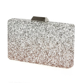 17-4014 CLUTCH BRILLANTINA ROSA