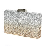 17-4015 CLUTCH ROSEGOLD BRILLANTINA