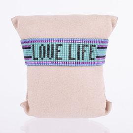 20-5030 PULSERA LOVE LIFE VERDE