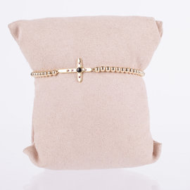 20-5038 PULSERA GOLDFILLED ON CRUZ