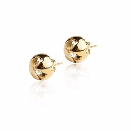 20-8402 EARTH EARRINGS DORADO