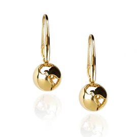 20-8412 LONG EARTH EARRINGS