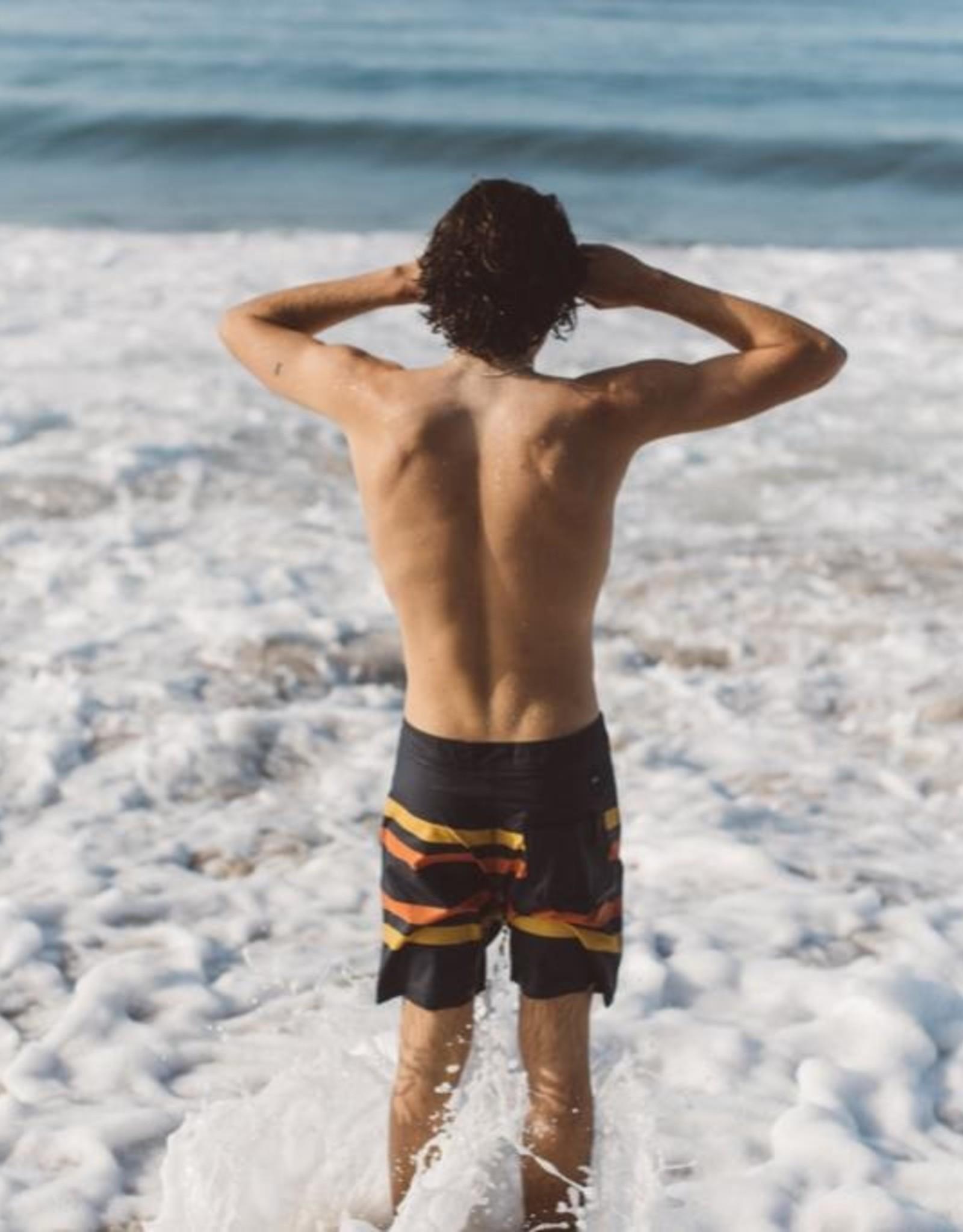 Banks Journal Malibu Boardshort Dirty Denim
