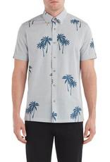 Ben Sherman Palm Print Shirt