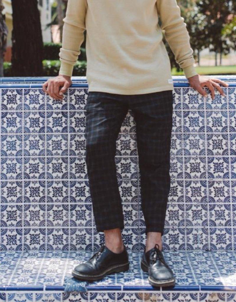 Downtown plaid pants