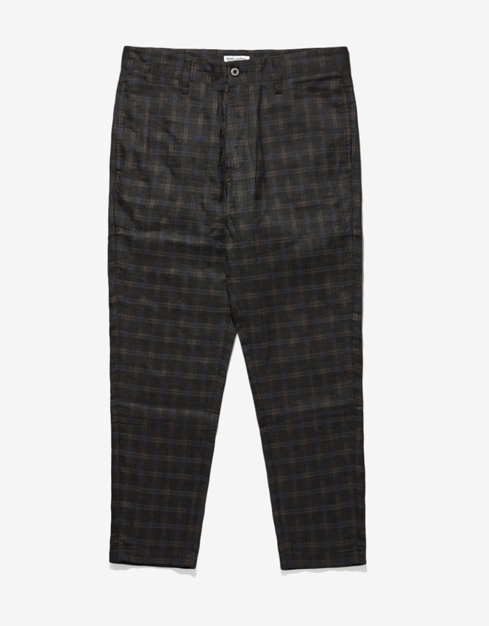 Downtown plaid pants