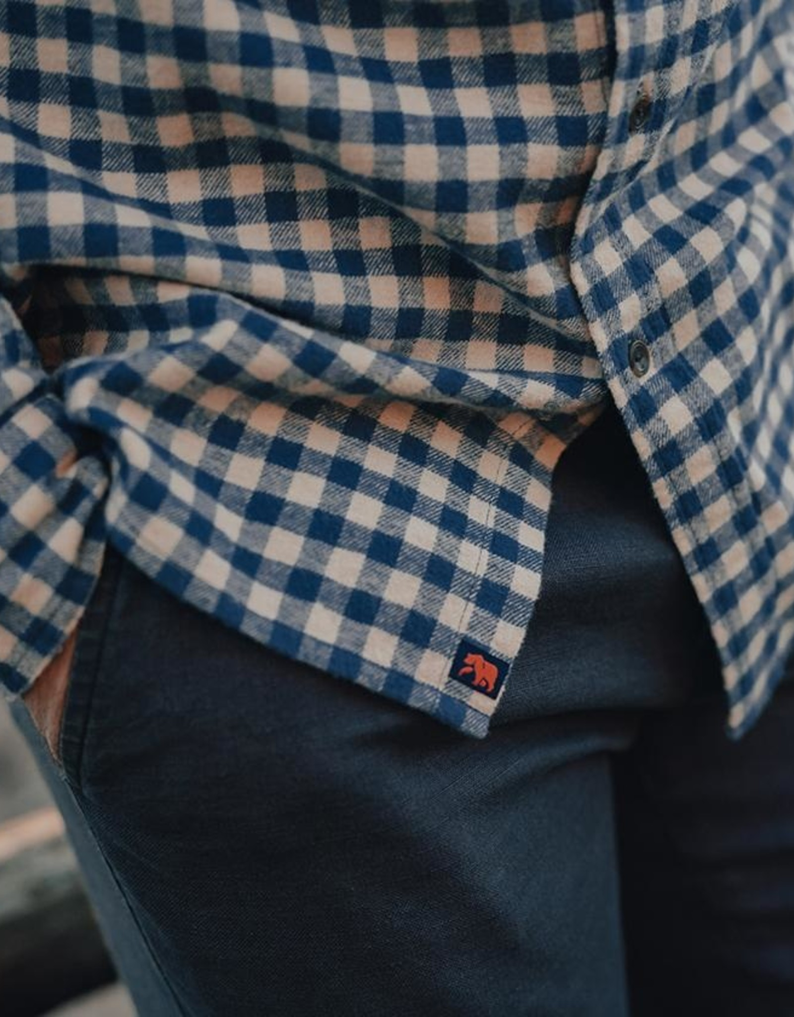 The Normal Brand Check Flannel