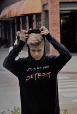 Untied Just a kid from Detroit Sweatshirt