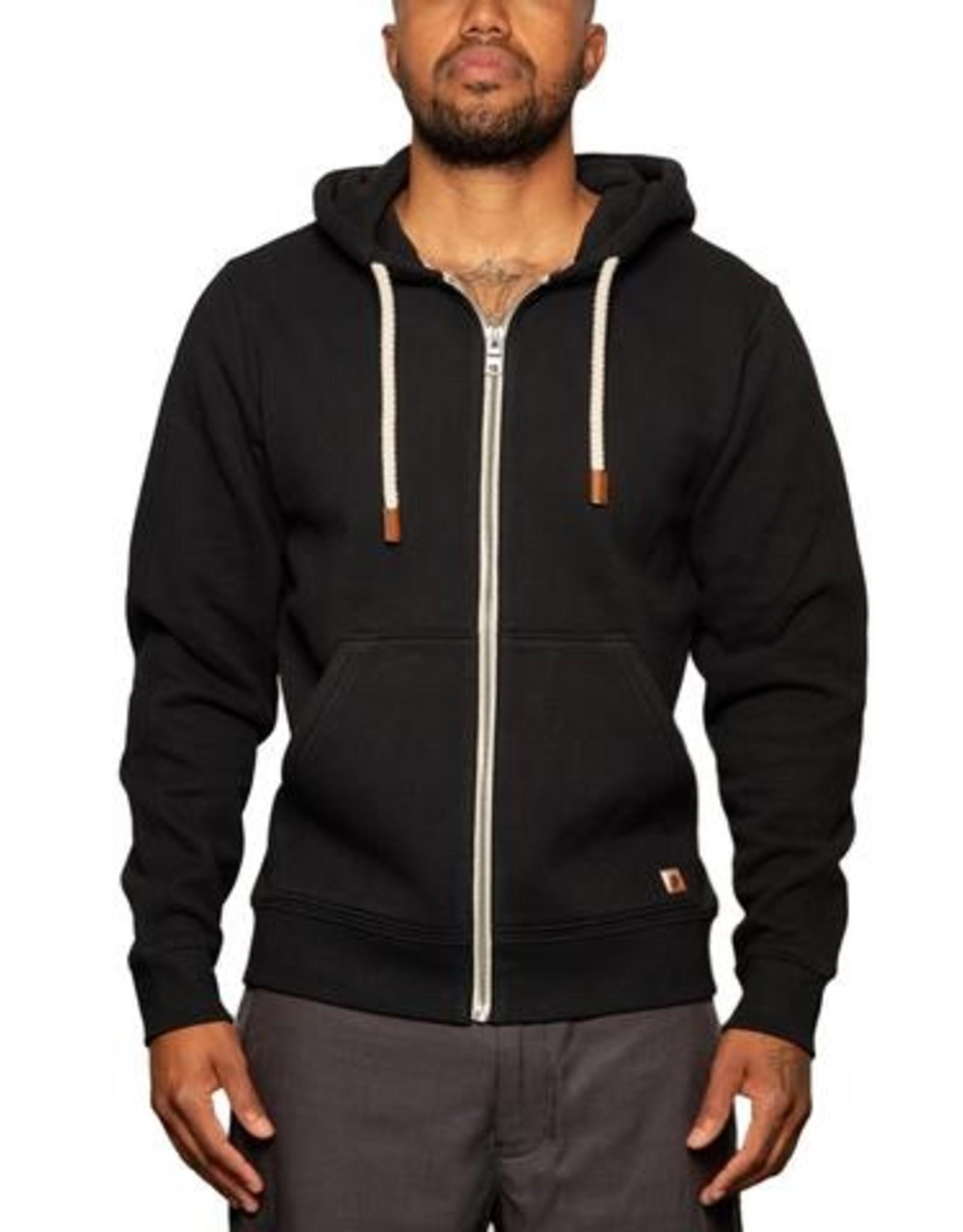 Fundamental Coast 1/4 quarter zip hoodie