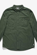Banks Journal Green Marine Shirt