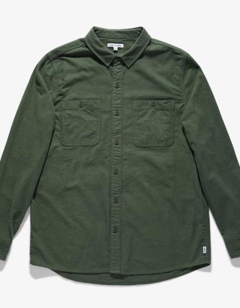 Banks Journal Green Marine Shirt
