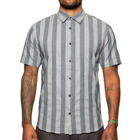 Fundamental Coast Slotted Navy Shirt