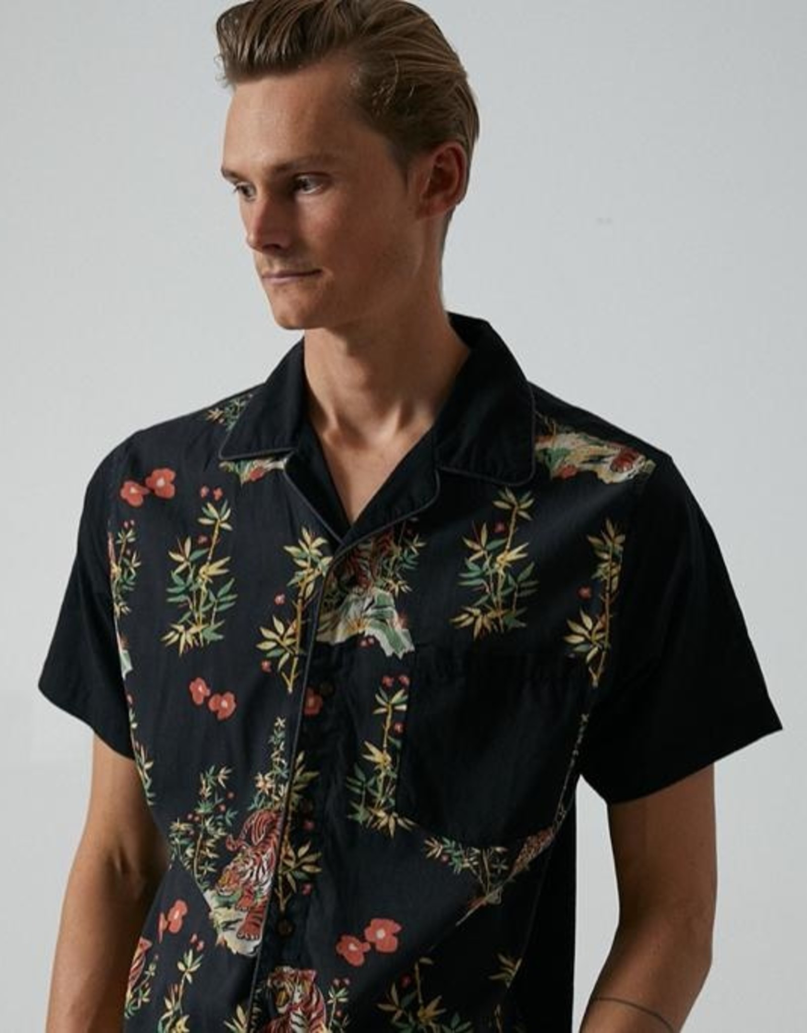 Banks Journal Jared Mell S/S Shirt