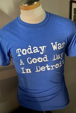 Untied Today was a good day in Detroit