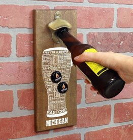 Torched Bottle Opener