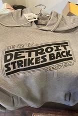 Detroit Strikes Back Hoodie