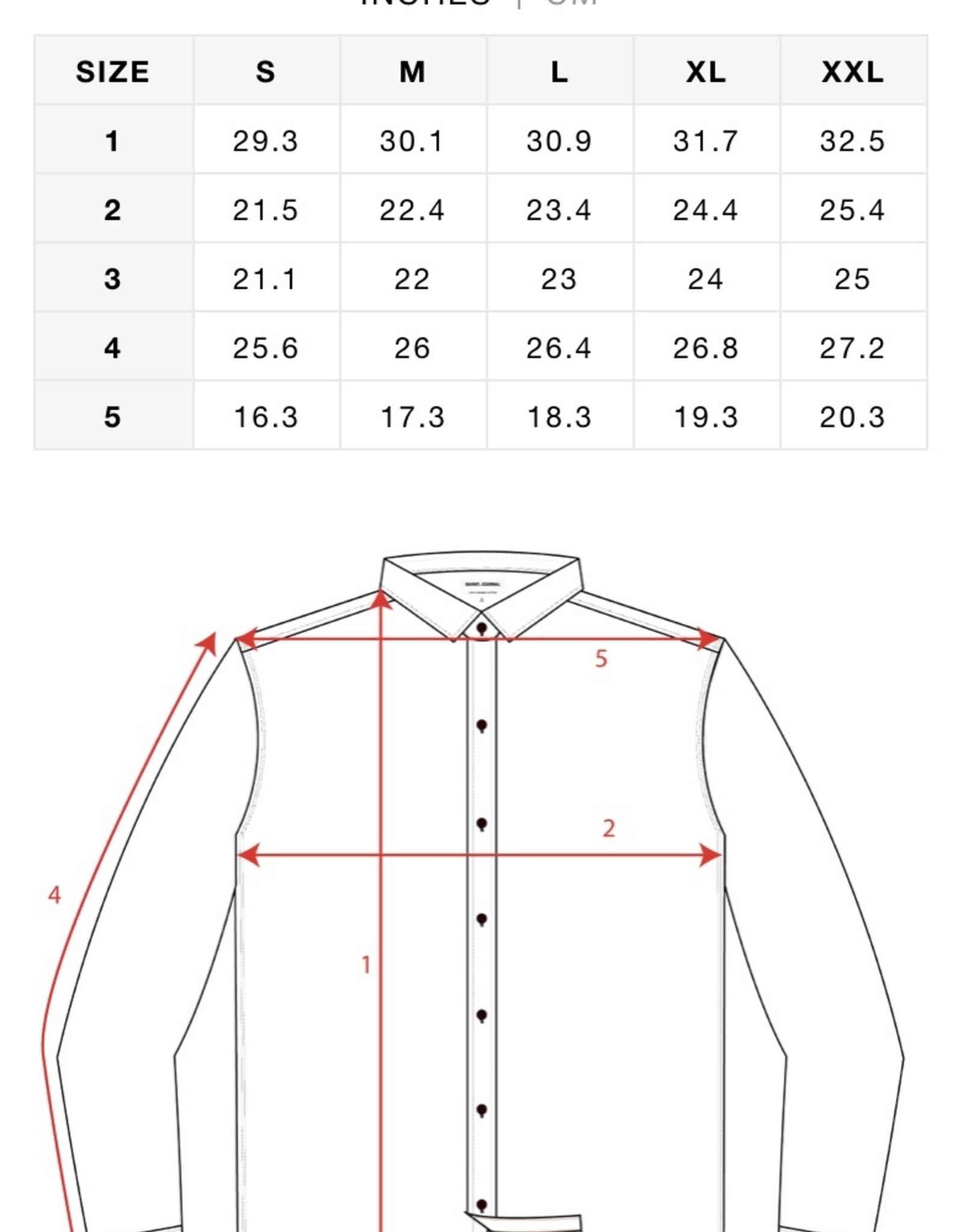 Banks Journal Vanish L/S Shirt